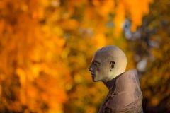 The Autumn Monk